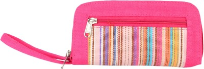 AFW Casual Pink  Clutch