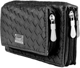 Magiq Women Casual Black  Clutch