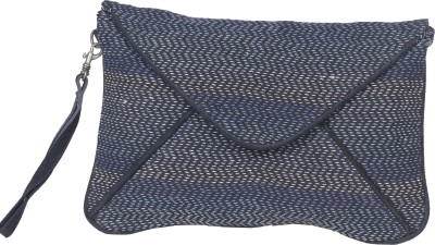 Tomas Casual Blue  Clutch