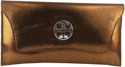 Anmita Party Tan  Clutch