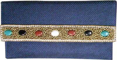 Balee Fashions Women Casual Blue  Clutch