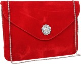 Pede Milan Women Party Red  Clutch