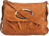 Vero Couture Women Party Brown  Clutch
