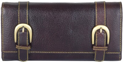 Bluwhale Casual Brown  Clutch