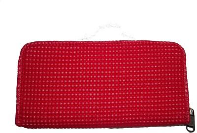 Prashi Party Red  Clutch