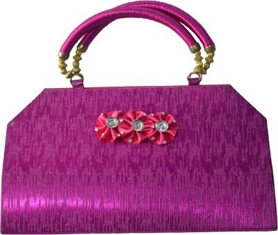 Freddys Women Festive, Casual Purple  Clutch