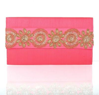 cartera Pink  Clutch