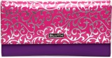 Bluth Women Casual Pink, Purple  Clutch