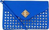 Kalon Women Party, Casual Blue  Clutch