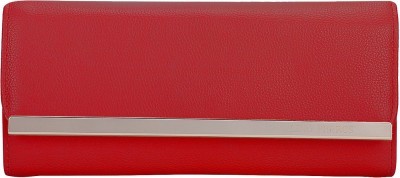 Lino Perros Casual Red  Clutch