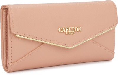 Carlton London Women Pink  Clutch