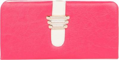 MTE Casual Pink  Clutch