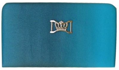 Sunvalley Blue  Clutch