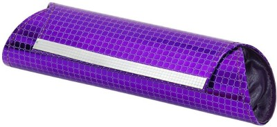 Swan Collection Women, Girls Party Purple  Clutch