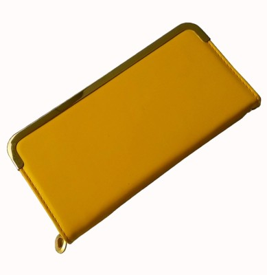 WSD Party Yellow  Clutch