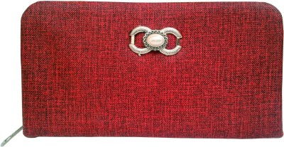 Sanshul Formal Maroon  Clutch