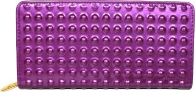 La Femme Essentials Party Purple  Clutch