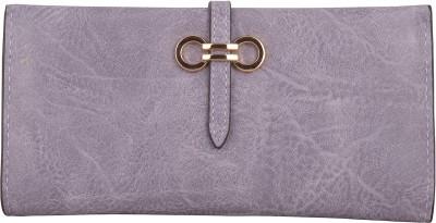 Thebagzone Casual Purple  Clutch