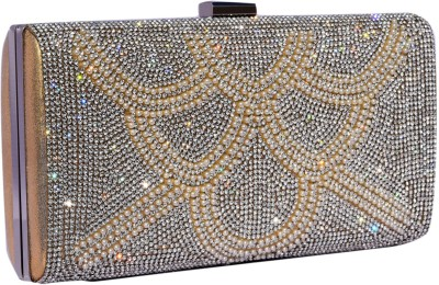 Basta Party Gold  Clutch