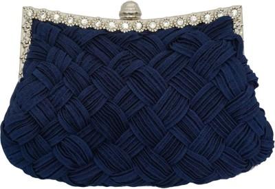 Chicastic Women Wedding Blue  Clutch