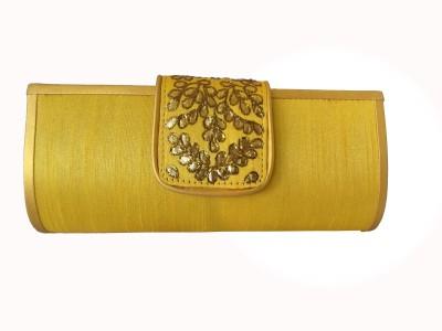 Srmgifts Yellow  Clutch