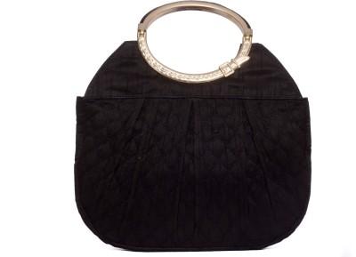 Designish Black  Clutch