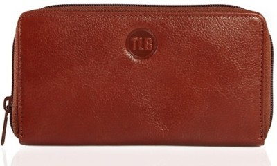 TLB Casual Brown  Clutch