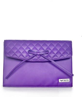 Bern Women Casual, Formal Purple  Clutch