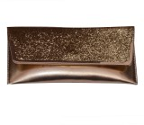 Prime Women Formal Gold  Clutch