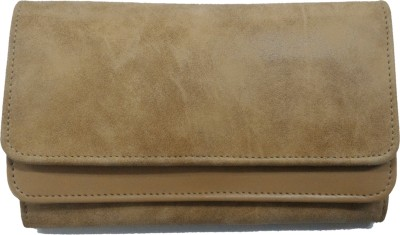 Foggy Beige  Clutch