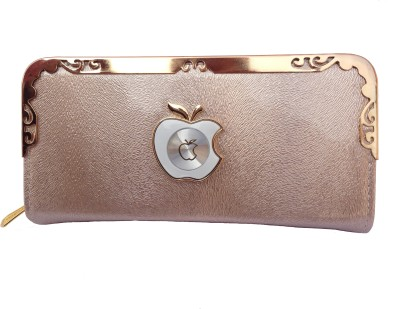 Daisy Doll Party Gold  Clutch