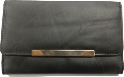 Foggy Black  Clutch