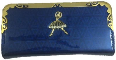 Smyle Casual Blue  Clutch