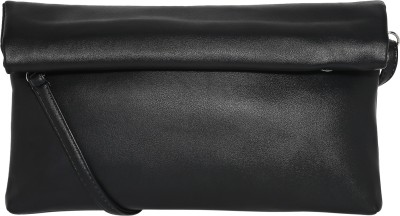 Lino Perros Casual Black  Clutch