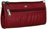 Uno Covers Red, Maroon  Clutch