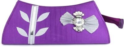 HBNS Party Purple  Clutch