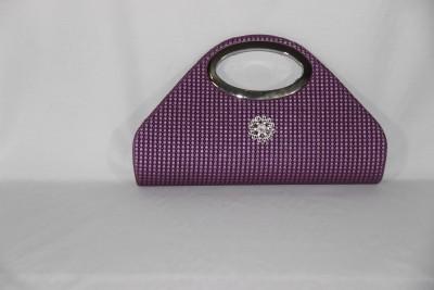 Sytaz Purple  Clutch