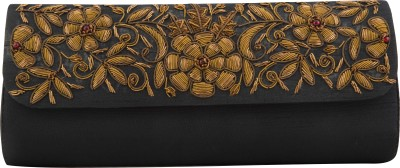 Merci Casual Black  Clutch