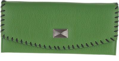 WCL Casual Green  Clutch