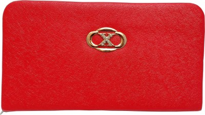 Marutipunch Red  Clutch