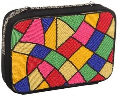Beautifeel Women Casual Multicolor  Clutch
