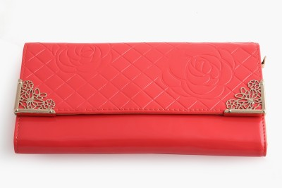 YBC Casual, Formal Orange  Clutch