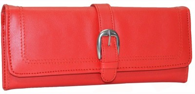 SVAAN Casual Red  Clutch