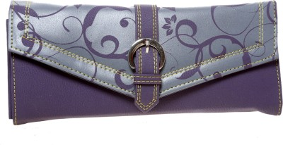 Flamboyance Casual, Wedding Purple  Clutch