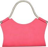 Fostelo Women Casual Pink  Clutch