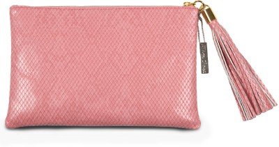 Miss Chase Women Party Pink  Clutch