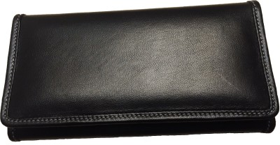 Leather Mall Formal, Casual, Party, Festive Black, Beige  Clutch