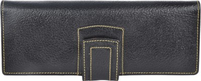 Bluwhale Casual, Formal, Festive, Party Black  Clutch