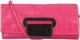 Liza Women Casual Pink  Clutch