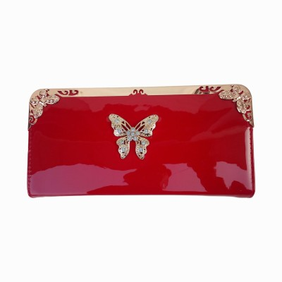 PRG Elegance Party Red  Clutch